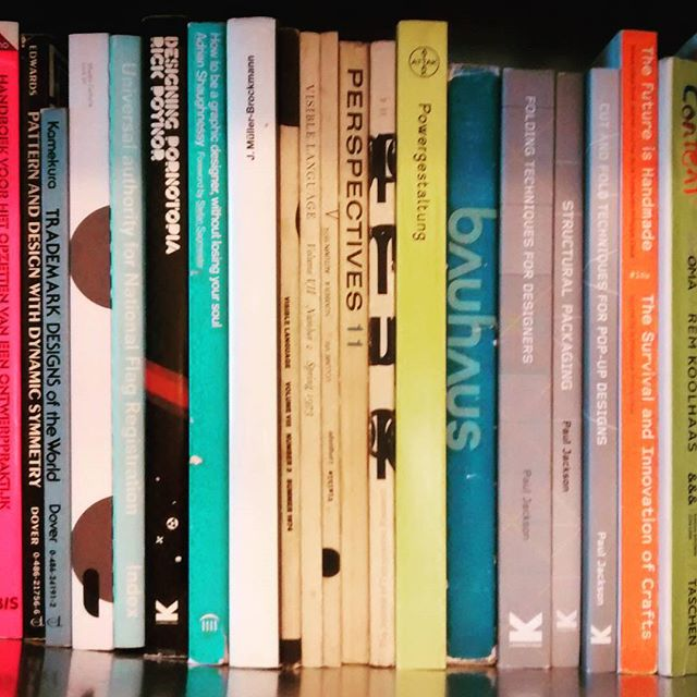 Today's bookshelf sections continuing from yesterday's...