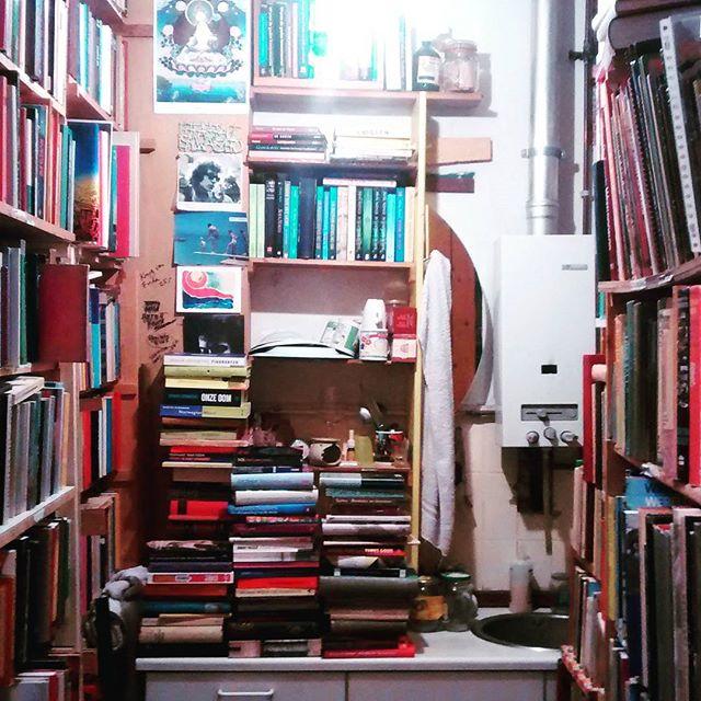 New fave bookstore in A'dam